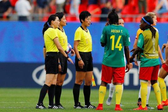 FIFA pertimbangkan menghukum Kamerun