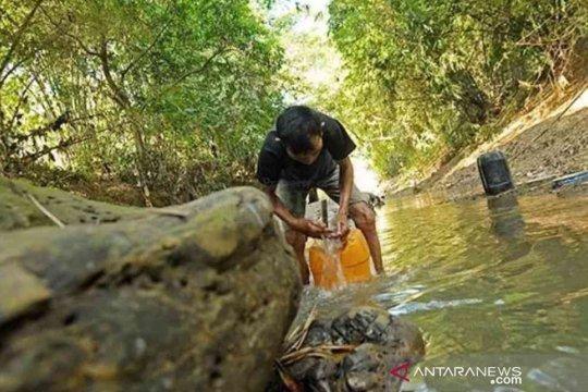 Tiga desa di Bekasi dilanda kekeringan, Pemkab hanya kirim tangki air