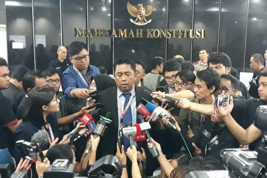 Sidang MK, KPU perkirakan tidak terdapat perbedaan pendapat hakim
