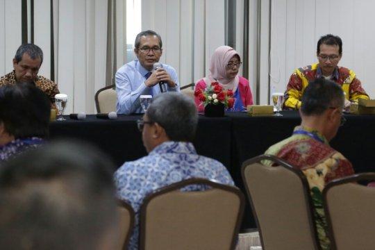 KPK undang 53 inspektur dari sejumlah daerah bahas penguatan APIP
