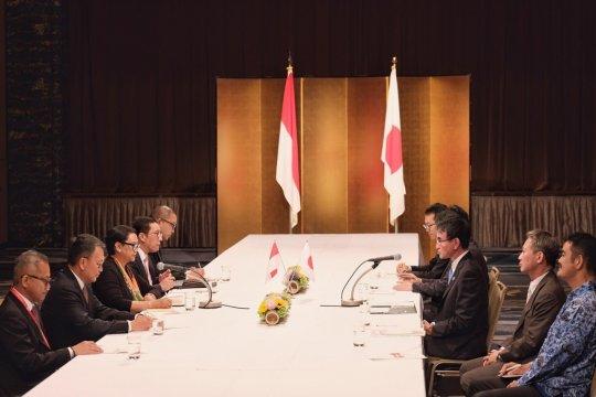 Menlu RI-Jepang bertemu di sela-sela KTT G20