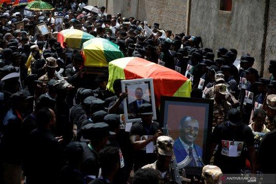 Ethiopia bersuara mengenai dugaan pemimpin kudeta tewas dalam operasi