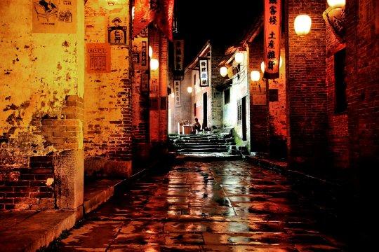Hezhou bangun tujuan rekreasi dan pariwisata di Guangdong - Hong Kong - Macau Greater Bay Area