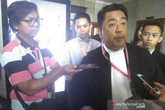 Sidang MK, KPU optimistis permohonan Prabowo ditolak