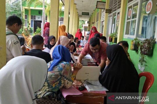 PPDB di Kabupaten Solok masih menggunakan sistem manual