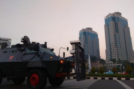Instruksi Prabowo: jangan berbondong-bondong ke MK