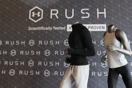 """Rush"" dan ""Recovery"", koleksi terbaru dari Under Armour"