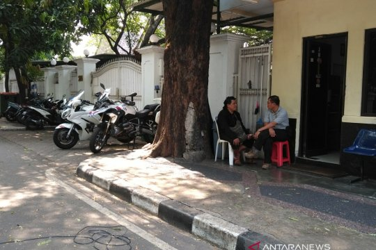 Jelang pembacaan putusan MK, kediaman Megawati sepi