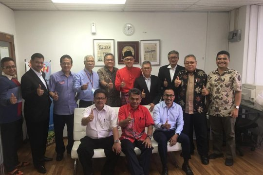 ISWAMI : Media Malaysia - Indonesia mampu kerjasama regional