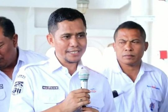 ASDP Kupang: Gelombang tinggi tak ganggu pelayaran