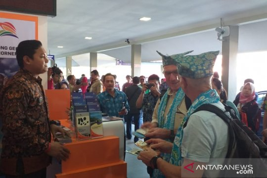 Tim penilai Unesco Global Geopark tiba di Belitung