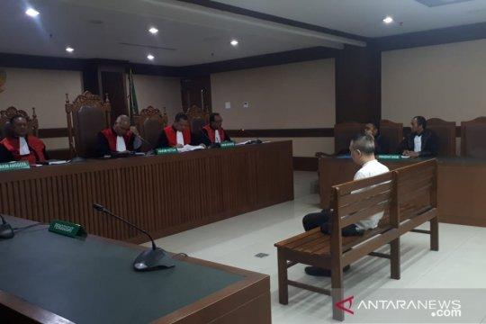 Mantan anggota DPRD Sumut divonis 4 tahun penjara