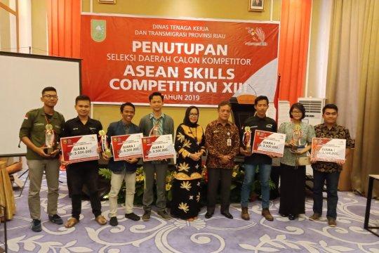 Politeknik Bengkalis juara di seleksi ASEANSkill Competition Riau