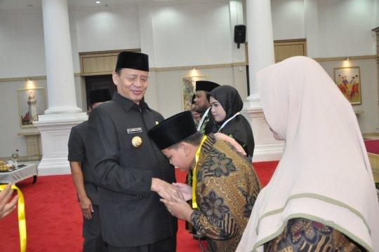 Gubernur berharap Banten juara umum STQH Nasional XXV