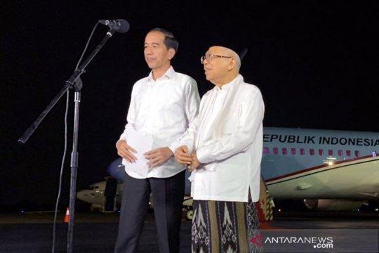 Jokowi janji jadi presiden bagi seluruh rakyat, tanpa kecuali