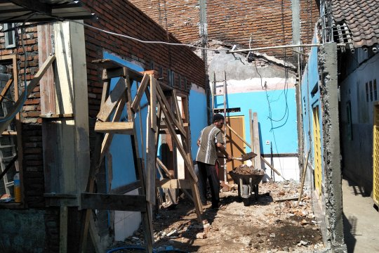 Pemkot Mataram pastikan pemugaran RTLH gunakan konstruksi tahan gempa
