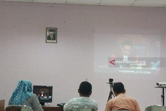 "KPU Jember pantau langsung ""video conference"" putusan PHPU pilpres"