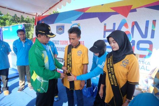 BNNK Mataram canangkan Pagutan Timur sebagai kelurahan bersih narkoba
