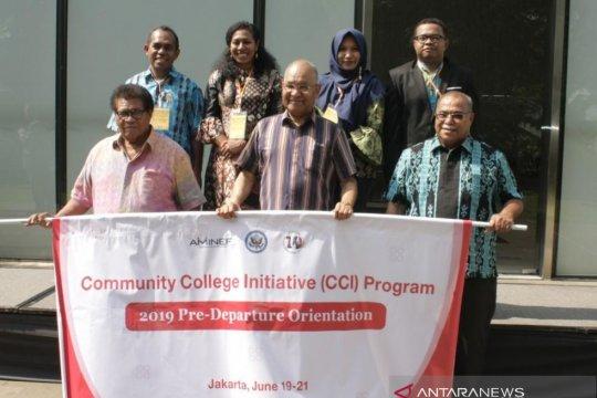 Freeport Indonesia kirim empat putra Papua belajar ke AS