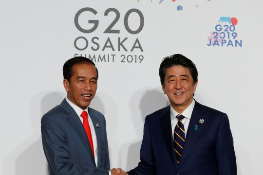 Kampanye pemungutan suara di Majelis Tinggi Jepang mulai