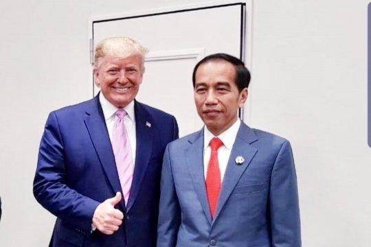Trump kirim Menteri Transportasi AS hadiri pelantikan Presiden Jokowi