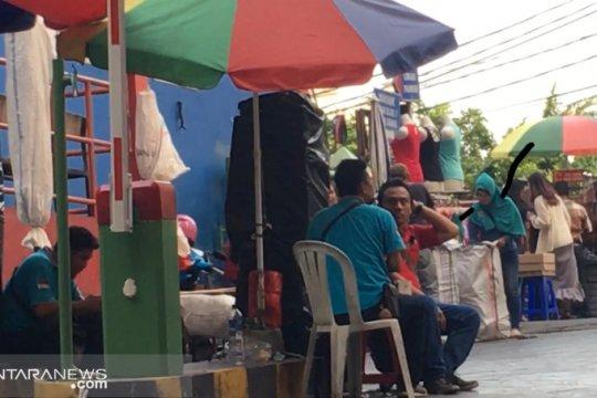 Problematika perparkiran di Pasar Tanah Abang Jakarta