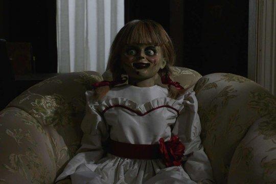 Hoaks, boneka Annabelle kabur dari Museum Warren Occult