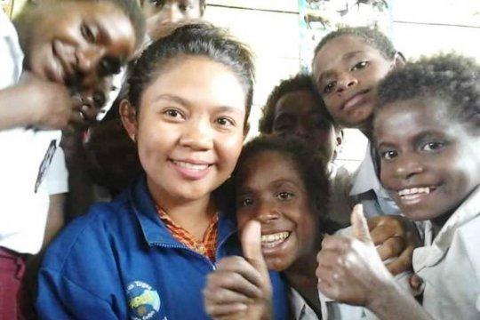 Guru pedalaman Papua prihatin dengan anak-anak usia sekolah