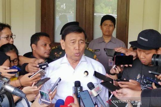 Wiranto apresiasi komitmen Prabowo hormati putusan MK