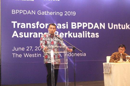 BPPDAN: Peningkatan sesi wajib optimalkan penentuan tarif premi asuransi