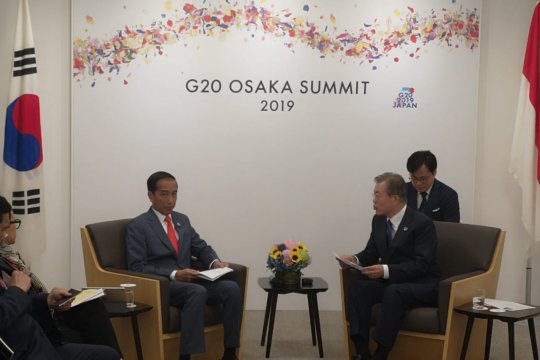 Korsel sambut baik tinjauan ASEAN tentang Indo-Pasifik