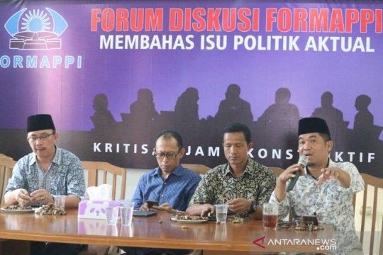 Pengamat: rekonsiliasi politik tidak pantas ditukar proses hukum