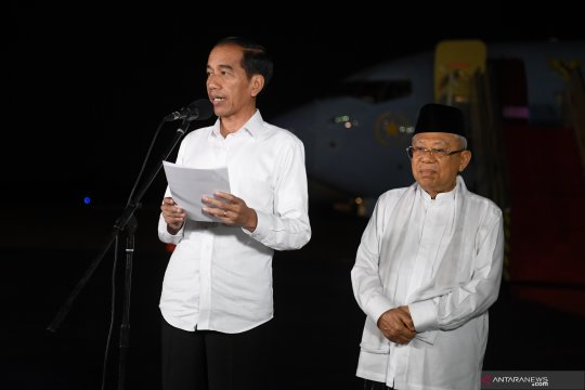 Anggota DPR berharap Jokowi-Ma'ruf perkuat persatuan bangsa