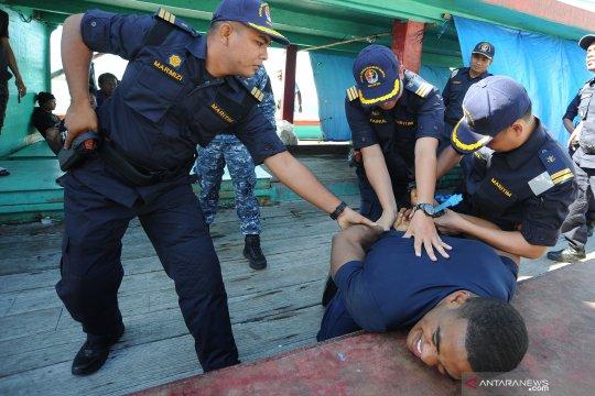 Bakamla sebut perairan Indonesia masih menjadi wilayah darurat narkoba