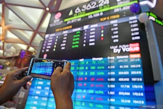 IHSG dibuka menguat seiring naiknya bursa saham Asia