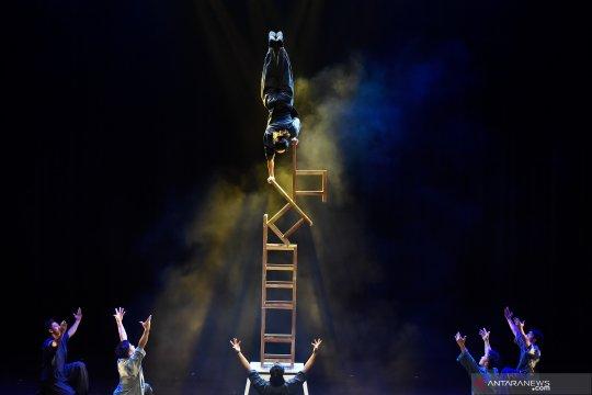 Perkenalan secuplik Taiwan lewat sirkus modern