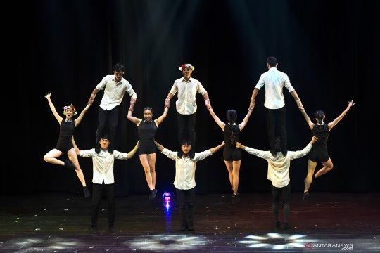 Sirkus akrobatik Taiwan