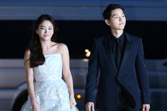 Song Hye-Kyo dan Song Joong-Ki resmi cerai