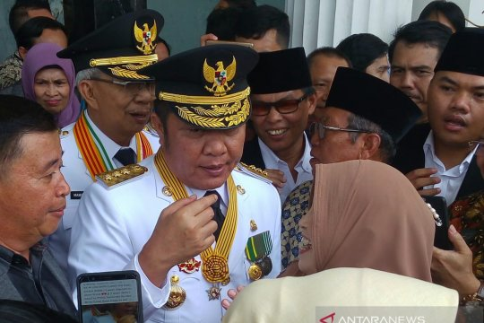 Gubernur turunkan tim selidiki kasus MOS SMA Nusantara Palembang