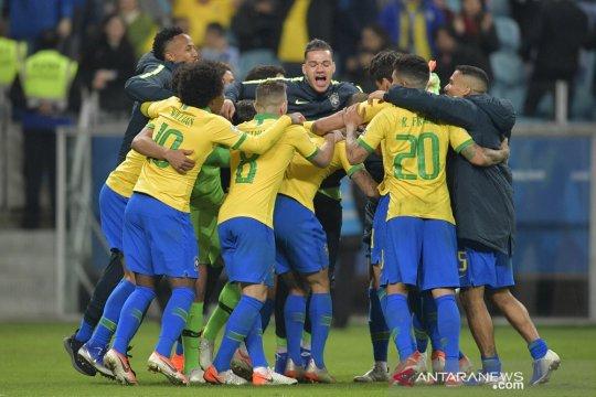Atasi hantu adu penalti, Brasil kini dihadang memori kelam Mineirao