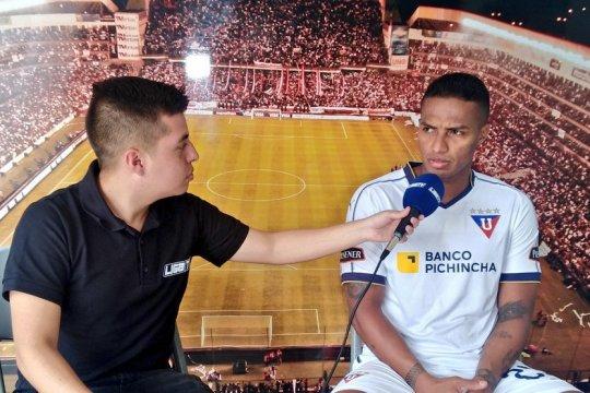 Antonio Valencia pulang kampung ke Ekuador, gabung Liga de Quito