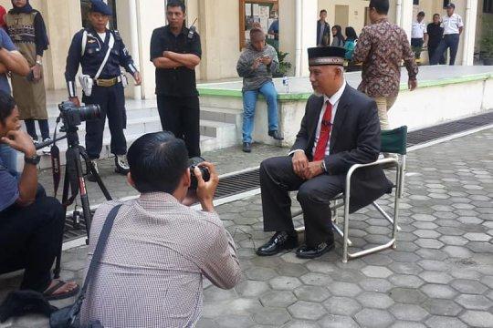 "Wali Kota Padang berperan sebagai rektor dalam ""Malik dan Elsa"""