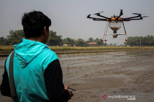 Kemenhub nilai keberadaan drone mengkhawatirkan