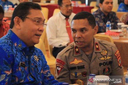 Kapolda Papua Barat: keamanan cukup kondusif usai putusan MK