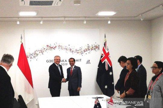 Presiden dorong kerja sama RI-Australia dalam pendidikan vokasi