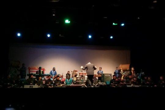 Perhelatan orkestra Betawi digelar pertama kali di GKJ