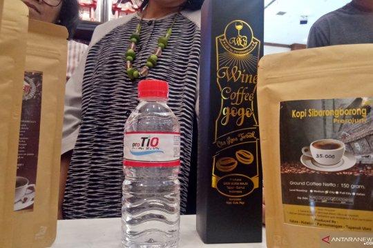 Makanan daerah jadi incaran pengunjung di Destinasi Indonesia Expo