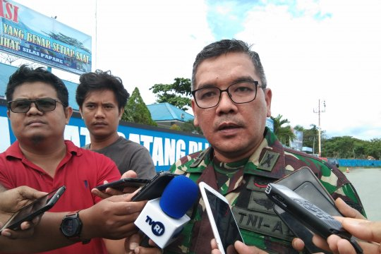 TNI AD hentikan sementara pencarian helikopter hilang