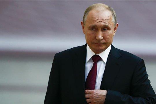 Putin: Rusia siap tingkatkan dialog perlucutan senjata dengan AS
