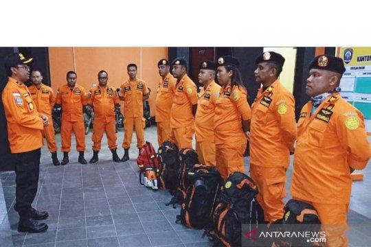 Cuaca buruk di Oksibil tim SAR kembali ke Sentani